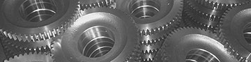 Механична обработка на отливки от стомана, неръждаема стомана, сив и сферографитен чугун